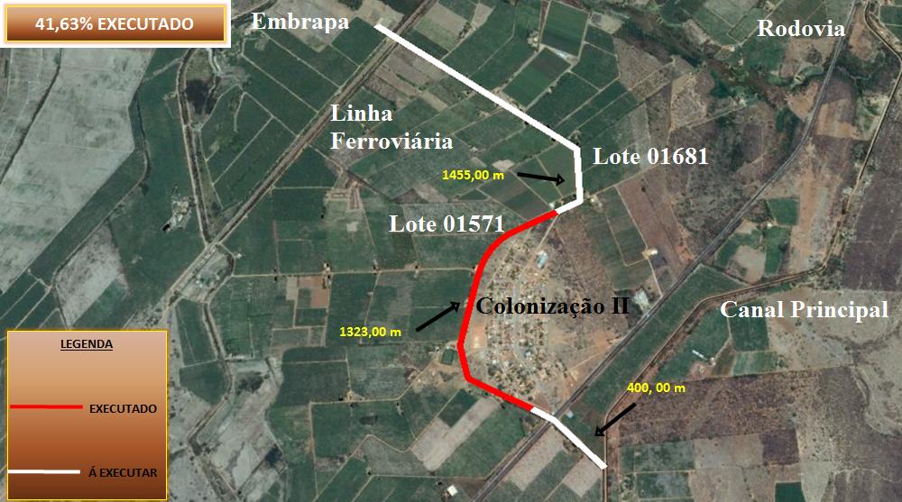 Colonização II - Tubulação TS105