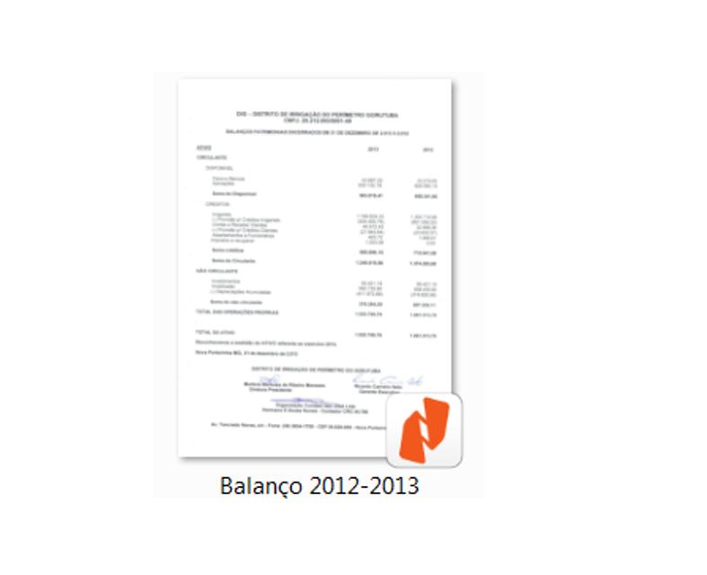Resultado 2012/2013